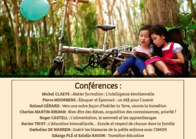 Forum enfance, nature et partage
