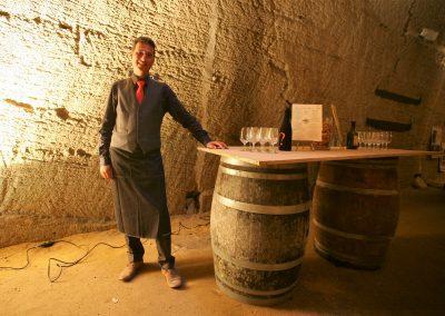 La magie du vin – Soirée ludique à Doué la Fontaine