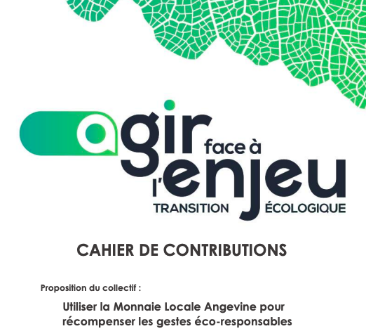 La MUSE aux Assises de la transition écologique de l'Agglo Angevine.