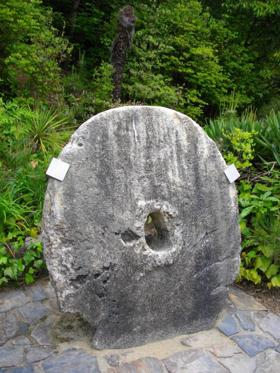 Une monnaie originale: les pierres de Yap