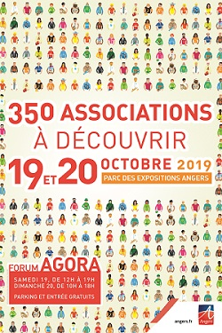 Forum des associations du 19 au 20 octobre