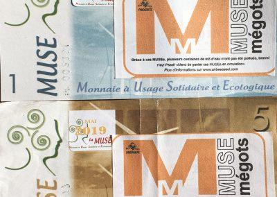 La MUSE-Mégot