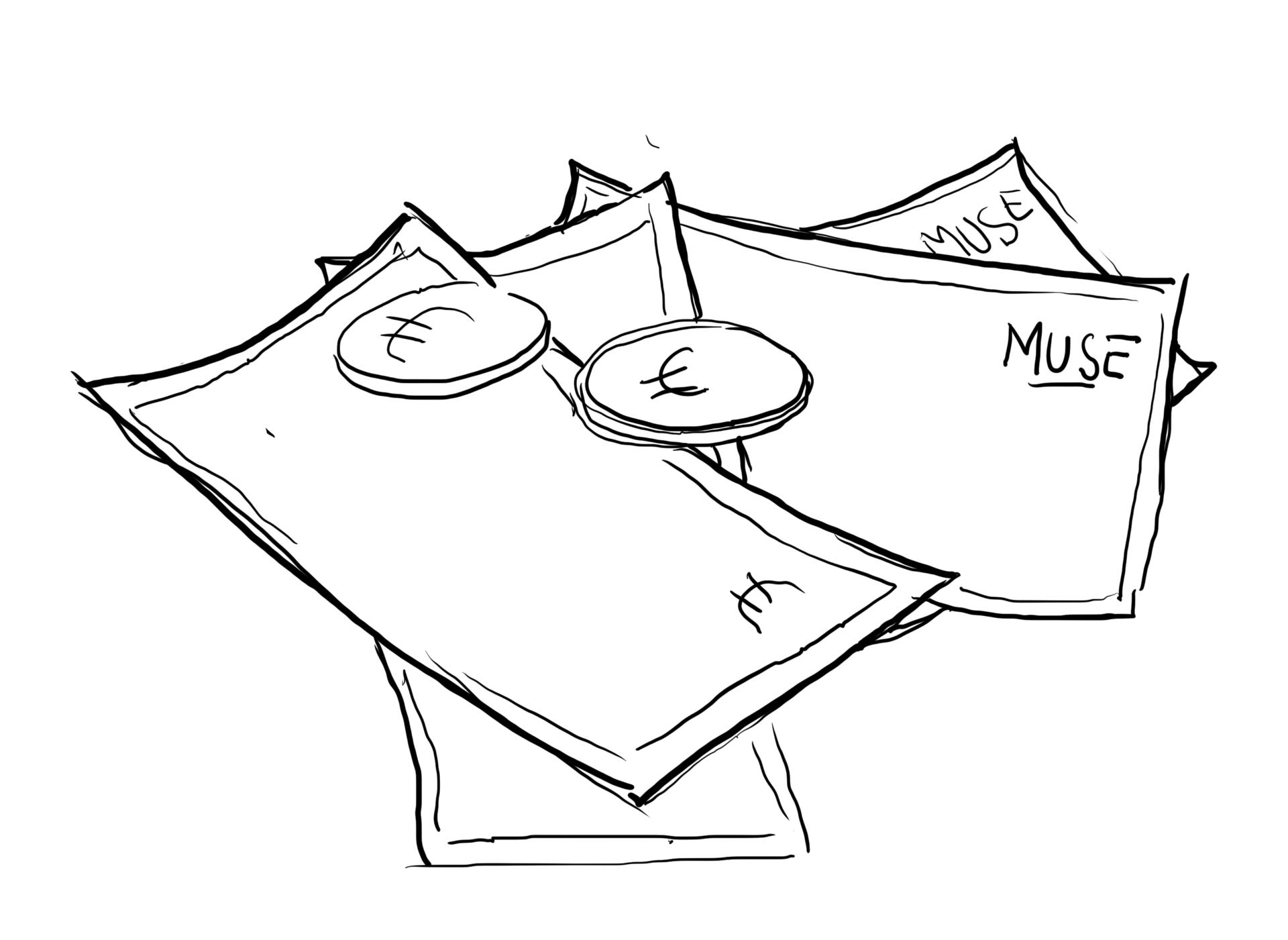 2 nouveautés pour obtenir des MUSE